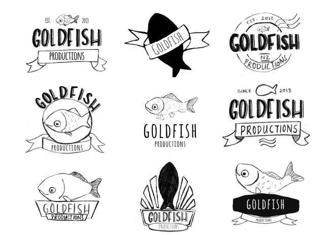 a few of the logo ideas