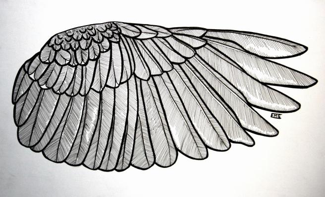wing penwork