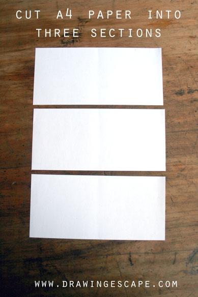 cut-a4-paper