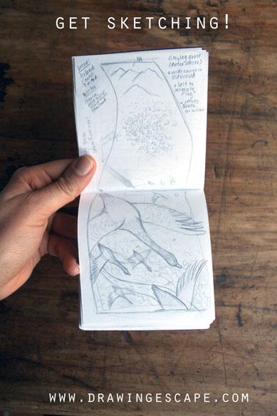 get-sketching