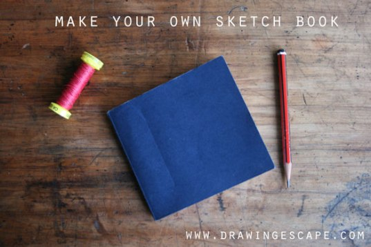 make-your-own-sketchbook