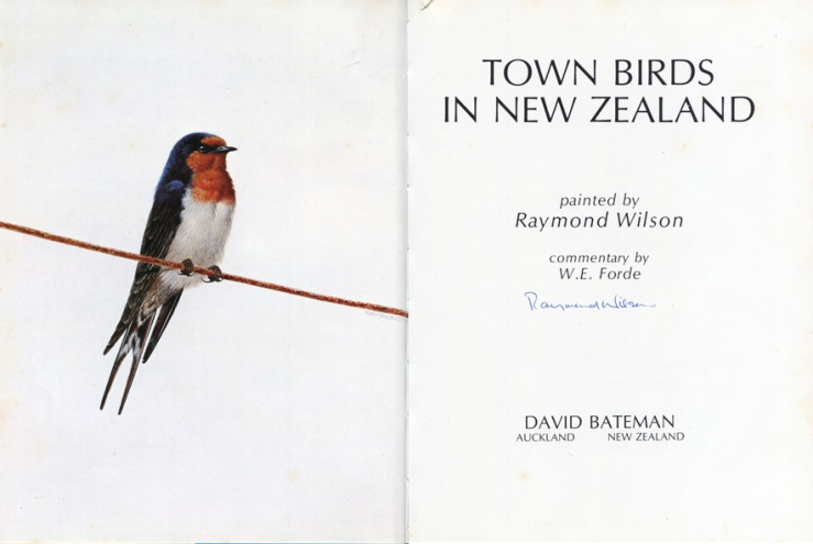 townbirds-in-nz_raymond-wilson-fromtispiece
